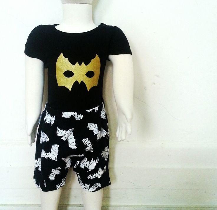 Image of Batty Harem Shorts