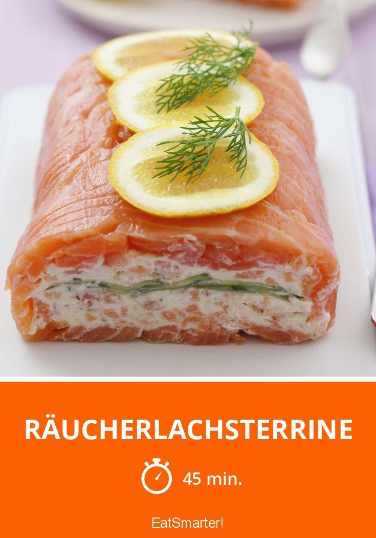 Räucherlachsterrine - smarter - Zeit: 45 Min.   eatsmarter.de