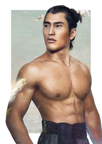 What Disney Princes Would Look Like in Real Life--- Li Shang!