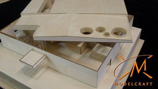 1:100 Interior Architectural Model by Modelcraft (NSW) Pty Ltd