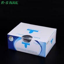 RS ногтей 200 шт./кор. Профессиональный Жидкость для снятия лака Гель-лак легко выдерживает с Маникюр для снятия Обертывания Дизайн ногтей cleaner(China (Mainland))