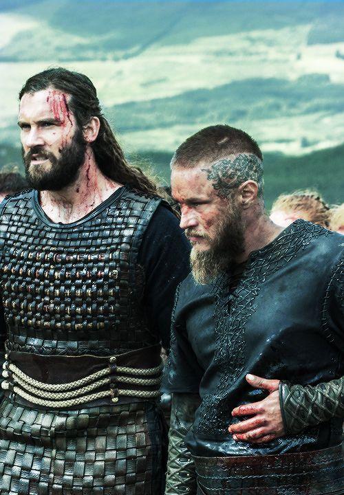 Rollo and Ragnar, Vikings TV series