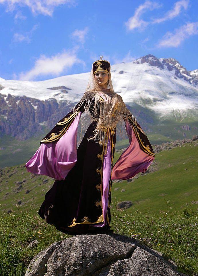 Balkar COSTUME PLANET: North Caucasus
