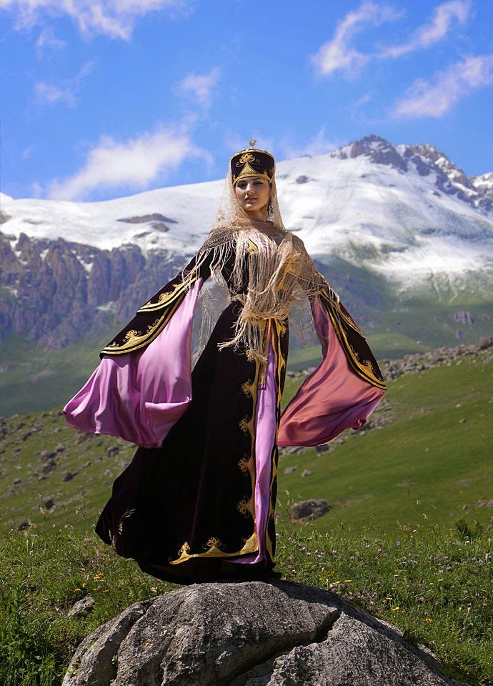 Balkar COSTUME PLANET: North Caucasus
