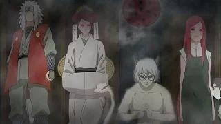 Kenapa 8 Karater ini tidak di Edo Tensei Kan?