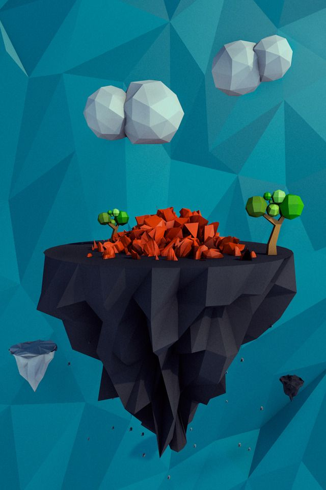 3D Polygons - Cocoy Ponce