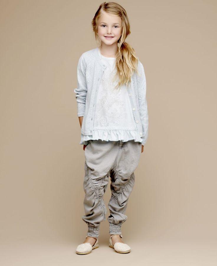 Kalhoty Tia Baggy | Bella Rose