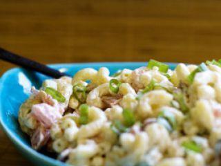 Salata de paste cu ou