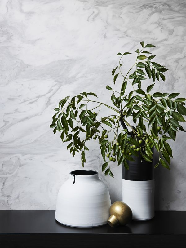 For the Makers / Untitled Collection Inspiration / Marble and White