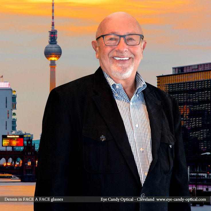 Dennis is expanding his tele & media business empire to Berlin wearing his new designer glasses by Face a Face. Eye Candy is the Berliner Fernsehturm of the Finest European Eyewear Fashion! Eye Candy Optical Cleveland – The Best Glasses Store! (440) 250-9191 - Book an Eye Exam Online or Over the Phone  www.eye-candy-optical.com