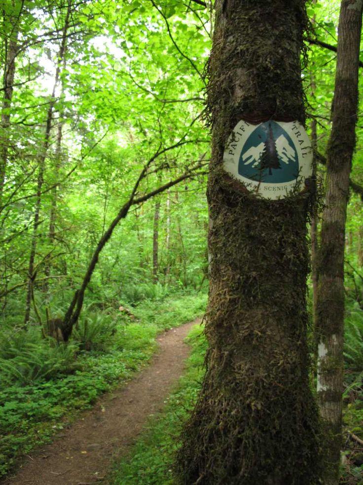 Pacific Crest Trail.