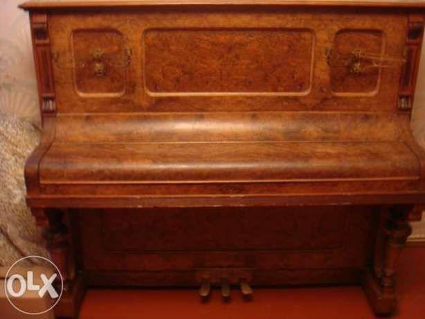 продам старинное пианино 1907г Харьков - изображение 1