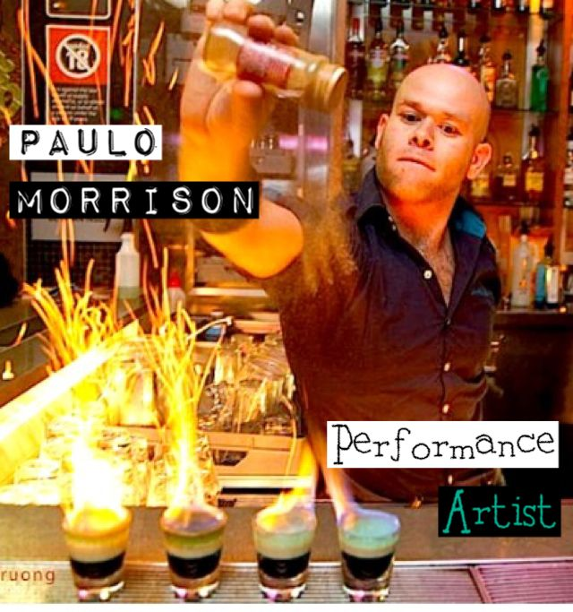 Paul Morrison, Great Southern Hotel