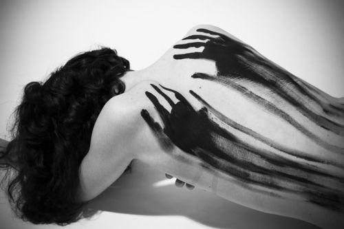 Hand Paintings by Guido Daniele