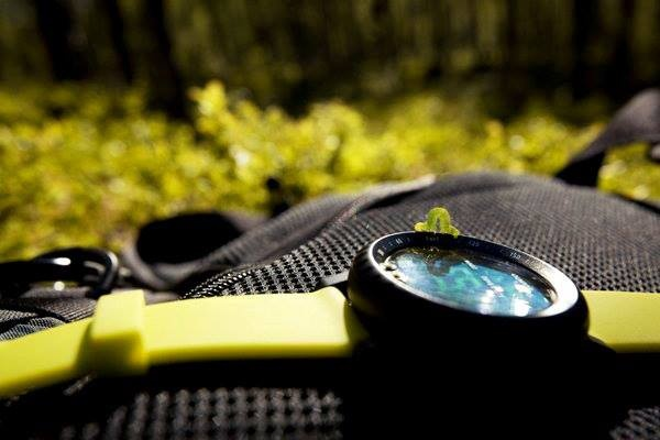 "Your quest and search for the perfect outdoor watch ends with the ""Suunto Core"""
