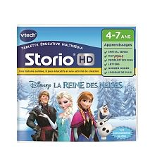ATTENTION VOIR SI COMPATIBLE AVEC LA STORIO 3 Jeu Storio HD -  La Reine des Neiges