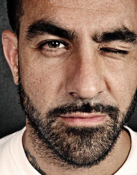 Chris Nunez = beautiful man