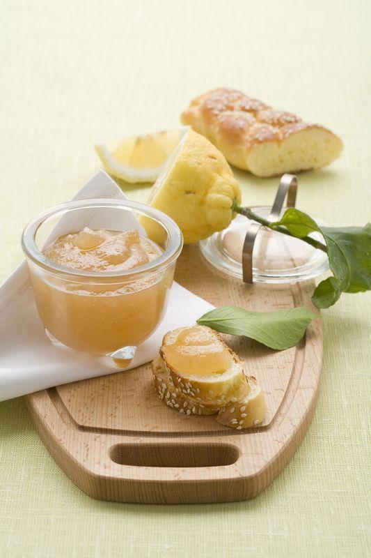 Marmellata di limoni con le scorze