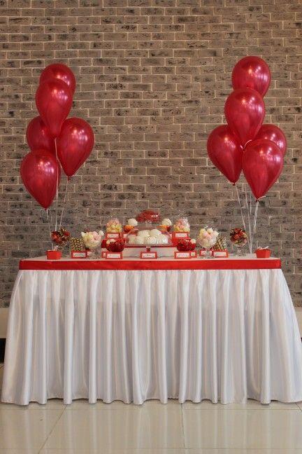 Свадьба с красными розами от Only Weddings vk.com/onlyweddings_nn