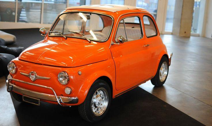 Fiat 500 by baritz89 on DeviantArt
