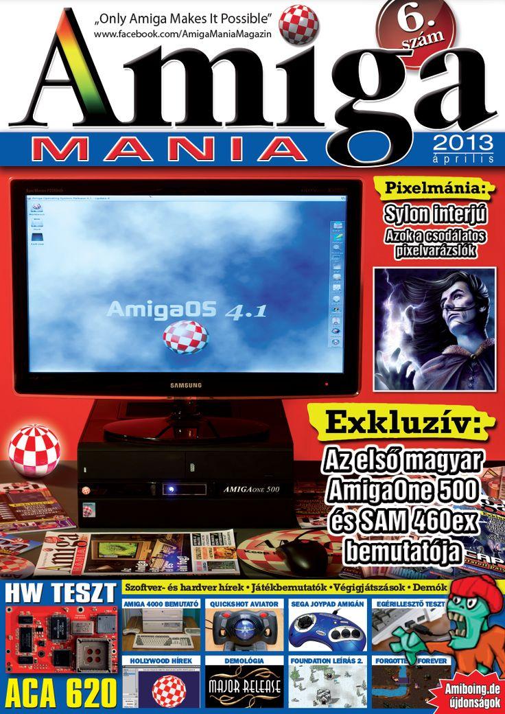 Amiga Mania Magazin 006