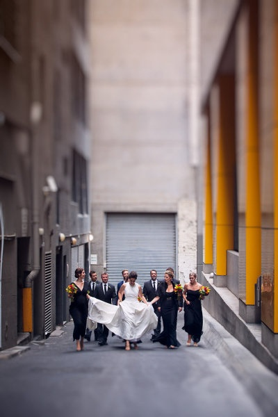 Melbourne Wedding from Tomek Photography