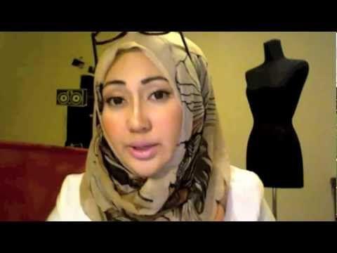 Square Hijab Dian Pelangi Inspired Bawal
