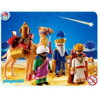 Playmobil three wise men