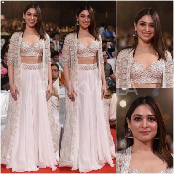 Fashion Faceoff: Parineeti Chopra or Tamannaah Bhatia, who wore the white lehenga with cape better? | PINKVILLA