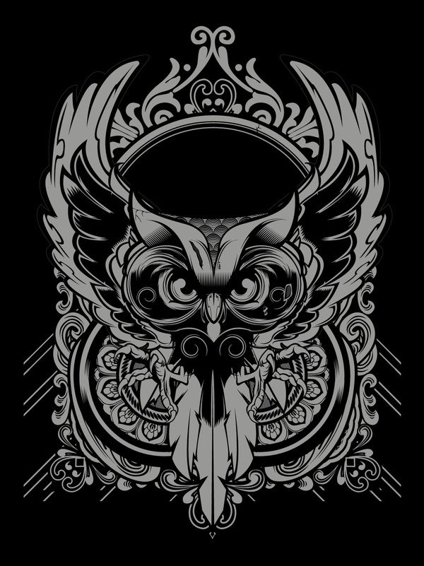 Badass Illustrations by Joshua M. Smith aka Hydro74 | Abduzeedo | Graphic Design Inspiration and Photoshop Tutorials