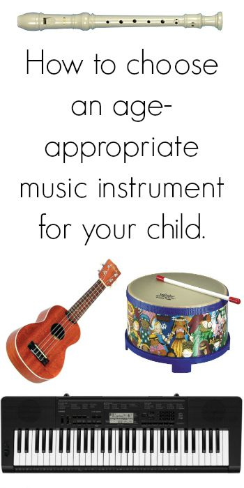 Musical Instrument Recommendations for Children