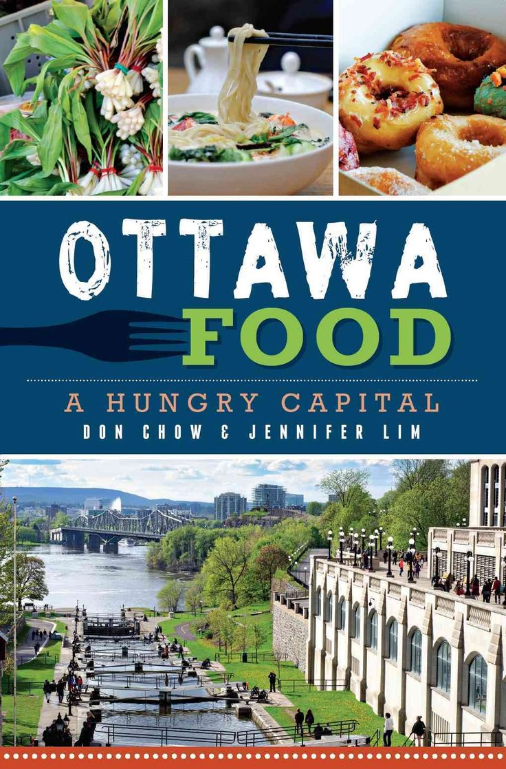 An illuminating examination of the history of food in Ottawa and the National Capital Region -- an area with a culinary culture that has developed significantly in the last two decades. During the pas