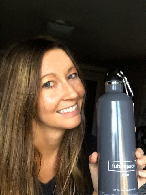 This review from Cindy Batchelor is one of our favorites! Check out her Twitter post here: https://goo.gl/4hIF7W || http://j.mp/AmazonUKFuturepaceTech750ml || #FuturepaceTech #stainlesssteelwaterbottle #waterbottle #sports #outdoors #activelifestyle