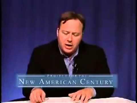 Flashback : Alex Jones Explains The New World Order  (2008)