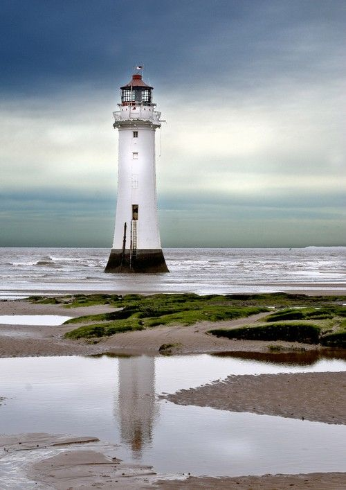 #Perch Rock  #Lighthouse, #New Brighton.