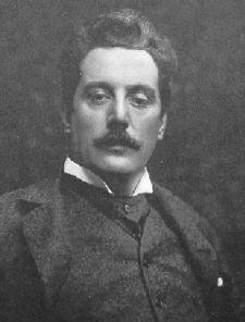 Puccini, my all-time favorite opera composer. His music is out of this world. If you don't know anything about opera but want to see one, go see a Puccini opera. I promise you it will be worth your time/money.