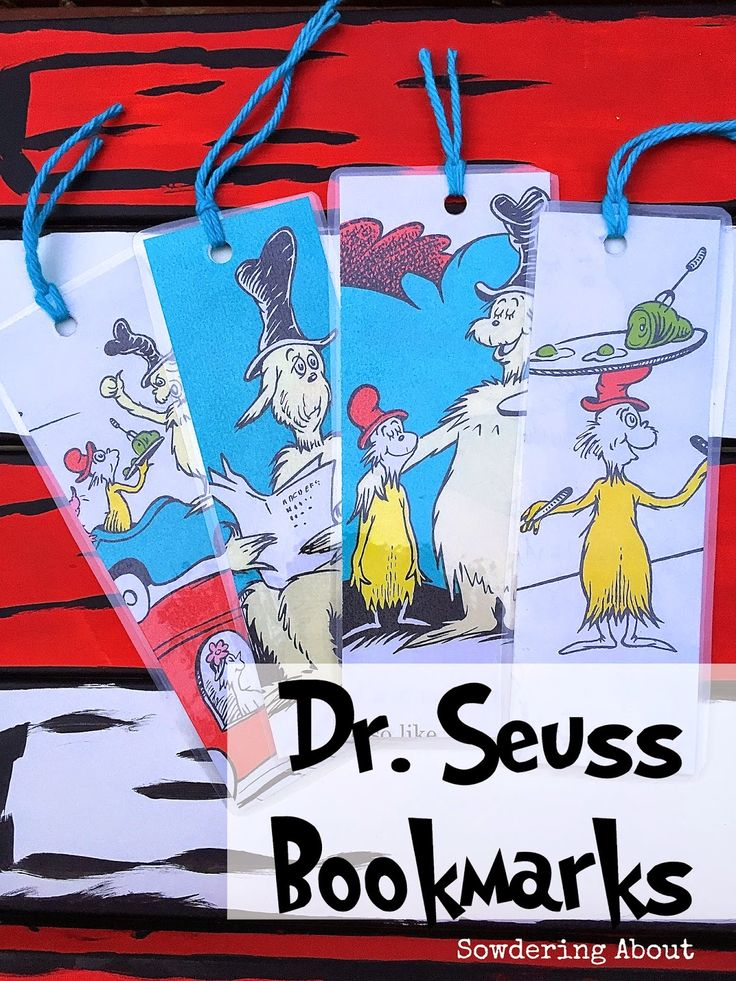Easy Dr Seuss Crafts
