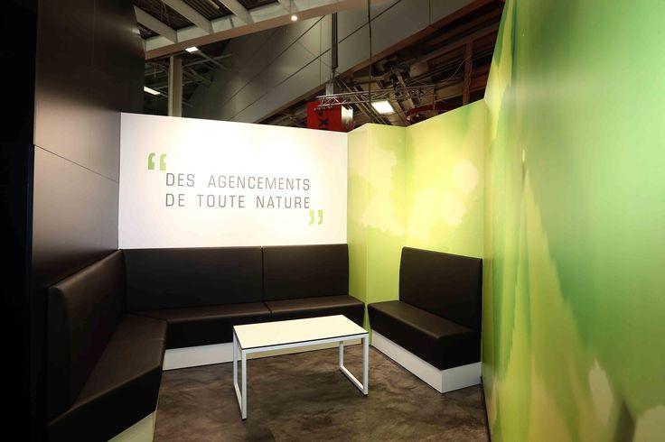 Petit salon privatif Salon Equipmag   Groupe Lindera