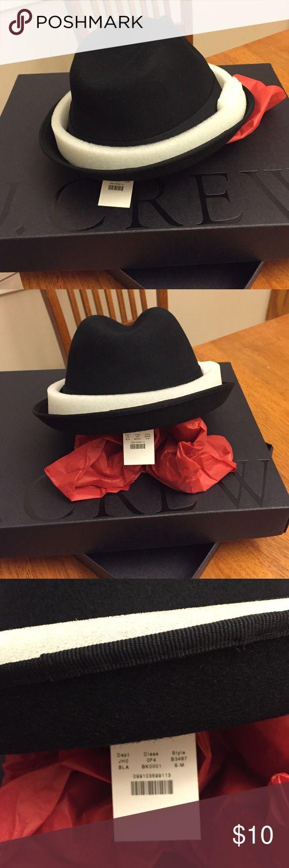 J crew brand new child fedora hat Very cute.  100% wool J crew Accessories Hats