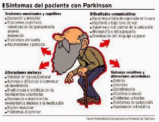 BIOLOGÍA, GEOLOGÍA, CIENCIAS PARA EL MUNDO CONTEMPORÁNEO: DOS MUTACIONES CENTRAN LOS ESTUDIOS DEL PARKINSON