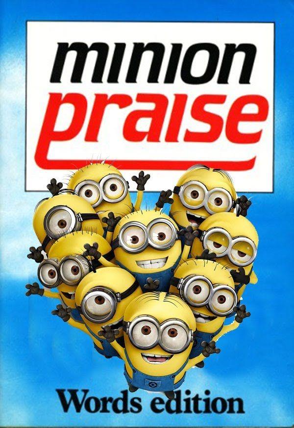 Minion Praise - Shine Jesus Shine...This is VERY funny!