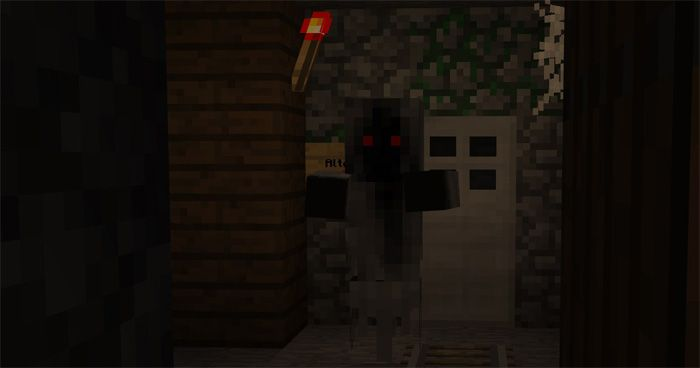 This map tells you an interesting adventure in which you are lost in a mineshaft and try to escape. The map has an impressive combination of puzzle, adventure, and horror. Other noticeable features of the game include custom effects, jumpscares, and more. It may make you feel mining is a scary... https://mcpebox.com/haunted-tunnel-adventure-map-minecraft-pe/