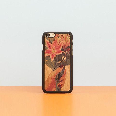 "Cover iPhone ""Forgotten Pleasures"" - Bouquet"