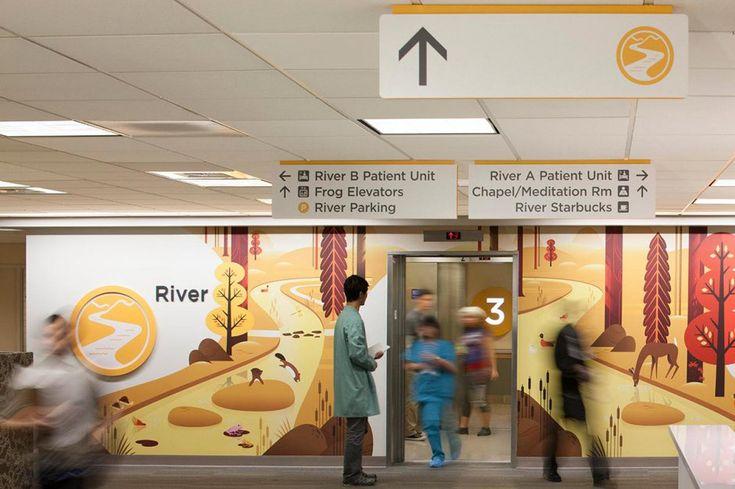 O sistema de sinalização e ambientação do Seattle Children's Hospital facilita a navegação e a orientação através de um campus em crescimento. Odesafio do escritório norte americano Studio-SC foi …