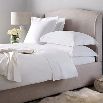 Biarritz Bed Linen Collection | Bed Linen | Sale | The White Company UK