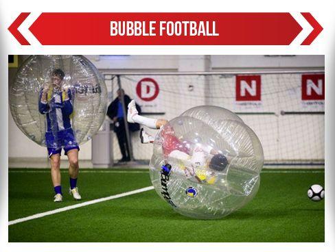 Nueva forma de jugar fútbol