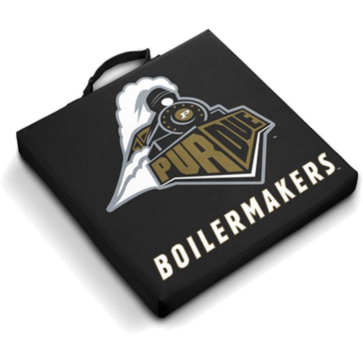 Purdue Boilermakers Stadium Seat Cushion, Team