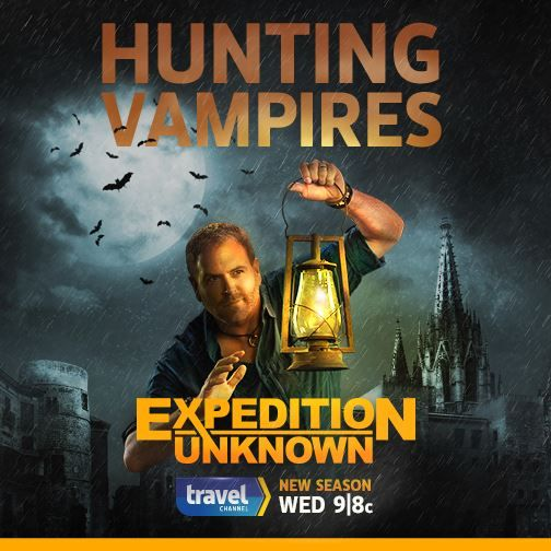 Expedition Unknown Continues on Travel Channel November