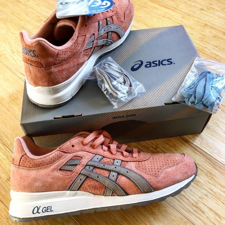 Grail acquired. 1 of 300 ever made. Kith X ASICS GT II Rose Gold by Ronnie Fieg : Sneakers
