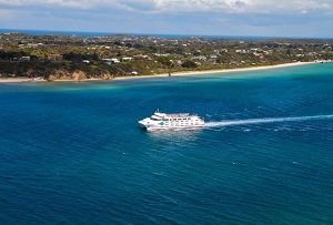A great way to see Port Phillip Bay